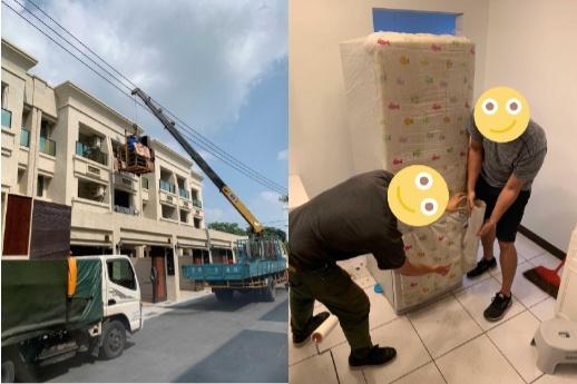 台北搬家 - 台北的陳媽媽要搬去高雄,住了幾年的家,實在是不知道從何打包起
