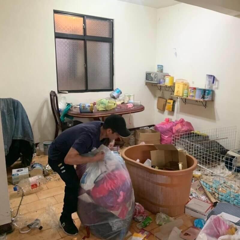 新北搬家 – 房東的惡夢,滿屋子的家庭垃圾該如何處理?