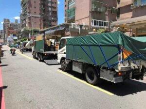 台北搬家 – 兩大兩小家庭搬家紀錄