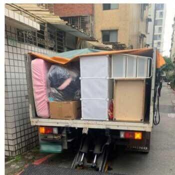 台北搬家 – 萬華到中山區的搬家紀錄