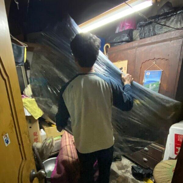 新北搬家垃圾清運 – 40年老屋大翻新,給兒子媳婦溫馨的家